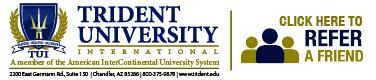 Trident at American InterContinental University
